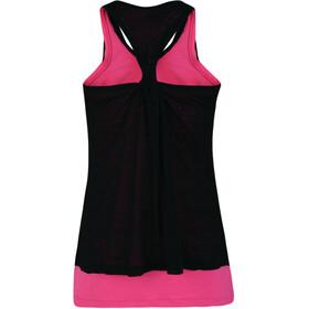 Dare 2b Traced Vest Women Blak/Cyber Pink